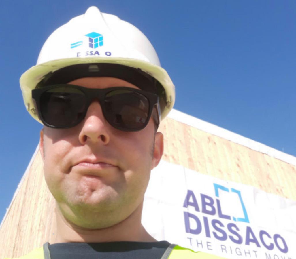Dennis - uit Vorselaar afkomstig, maar woonachtig in Antwerpen – was sinds 2017 aan de slag bij ABL Dissaco.