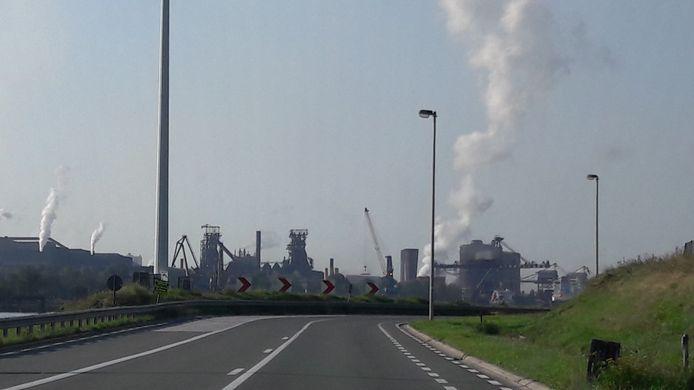 Staalbedrijf ArcelorMittal in Gent werkt ook mee aan haalbaarheidsstudie afvangen, hergebruiken en ondergronds opslaan van het broeikasgas CO2.