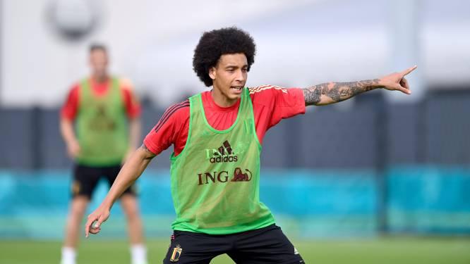 """Chef voetbal Stephan Keygnaert brandt een kaars voor Witsel: """"De data van Hazard waren ook steeds goed, maar hij herviel wel elke keer"""""""