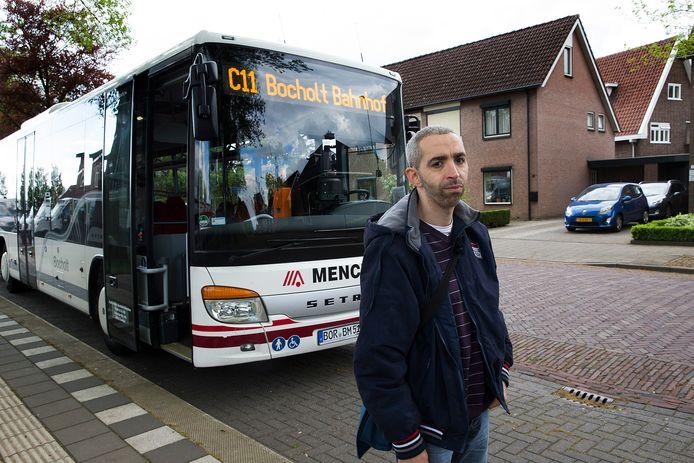 De bus tussen Aalten en Bocholt gaat dagelijks rijden vanaf 18 augustus.