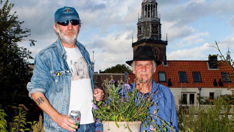 Eddie de Jong en René Windig: 'In het begin was Heinz veel stouter. Hij riep voortduren 'shit, shit, shit Beeld Renate Beense