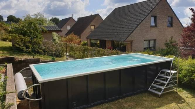 Zwemmen in eigen tuin: container als kant-en-klaar alternatief voor ingebouwd zwembad