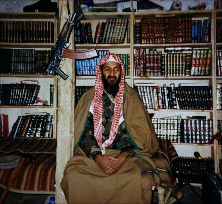 Osama bin Laden.  Beeld Photo News