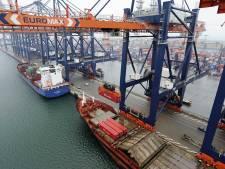 Containerreus ECT en Havenbedrijf Rotterdam leggen conflict bij