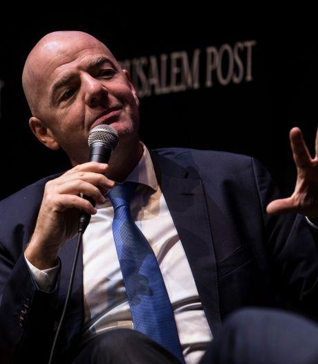Israël wil samen met buurland WK voetbal 2030 organiseren