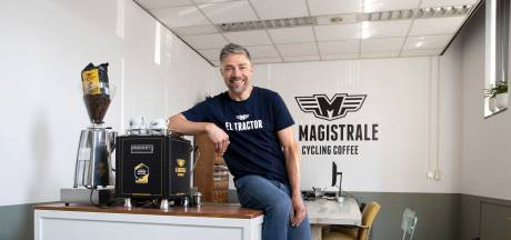 Met koffie uit Heeze naar winst in Parijs: wielrenners Jumbo-Visma drinken espresso's en cappuccino's van Bas van den Heuvel