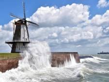 13 Instagramfoto's van de stevige wind in Zeeland