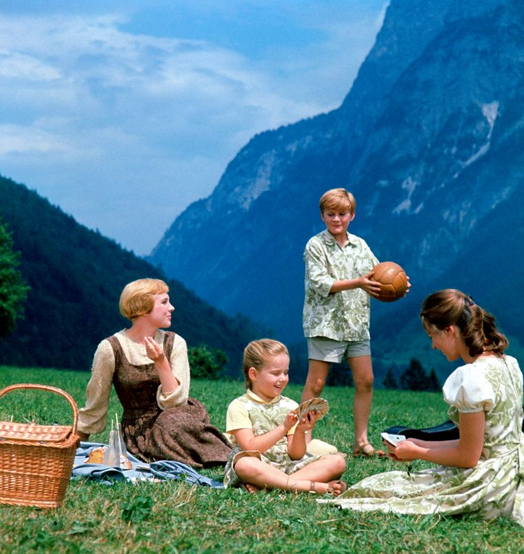 The Sound of Music. Beeld AP