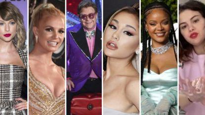 Britney koopt je luiers en Taylor geeft 3000 dollar aan fan: celebs steken een handje toe tijdens coronacrisis