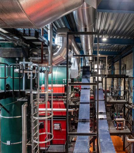 Warmtebedrijf Ede wil uitstoot biomassacentrales beperken