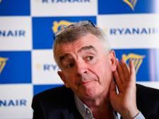 """Le patron de Ryanair: """"Faire la grève est un hobby national en Belgique"""""""