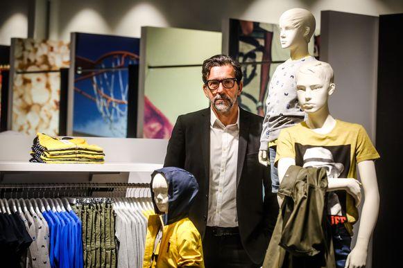 Luc Van Mol, oprichter en CEO van de ZEB-keten.