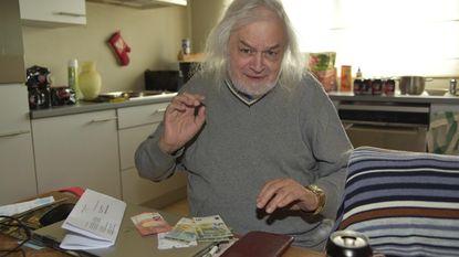 """""""Kijk dan: ik heb geen rotte frank"""""""