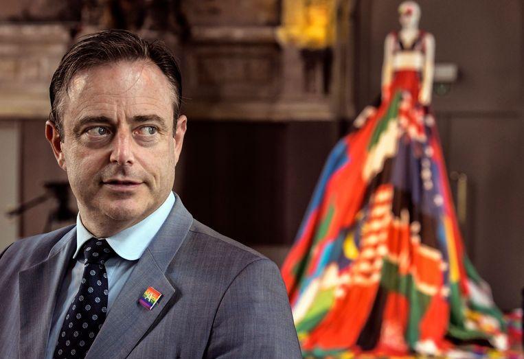 Verwacht werd dat Bart De Wever afgelopen weekend kleur zou bekennen, maar dat gebeurde niet. Beeld Photo News
