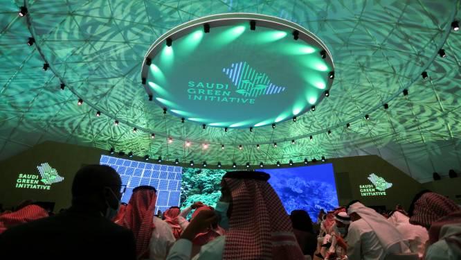 Oliestaat Saudi-Arabië wil in 2060 klimaatneutraal zijn