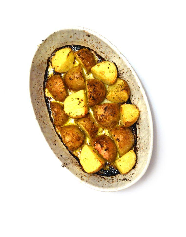 Griekse Aardappels Beeld Karin Luiten