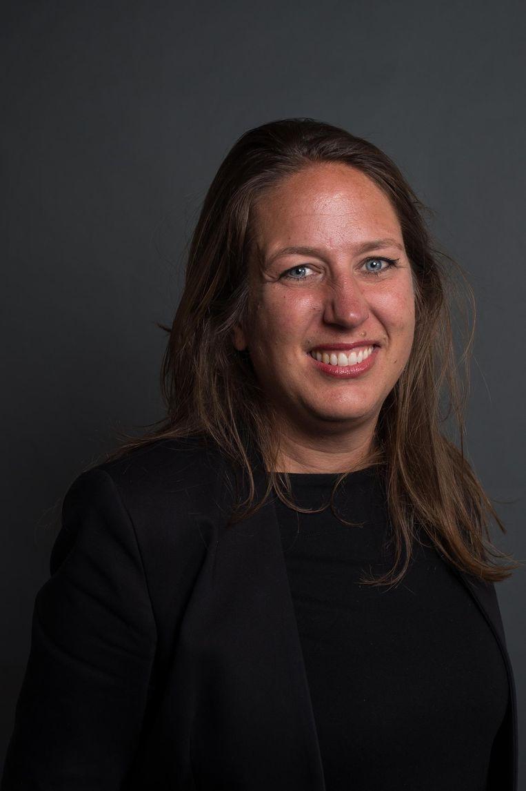 Marjolein Moorman, fractievoorzitter PvdA Beeld Mats van Soolingen
