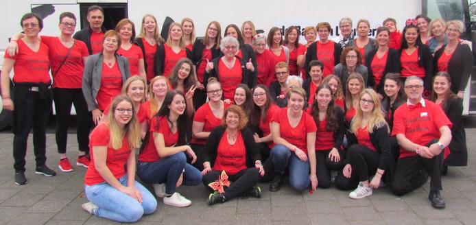 Het 'dreamteam' van Hema in Zierikzee.