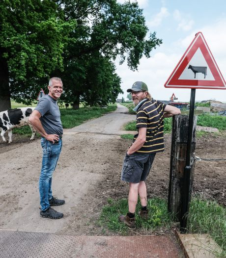 Geen industrie maar extra natuur in Fraterwaard: boer Gerrit is blij