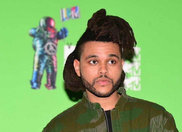 The Weeknd komt optreden Beeld ANP