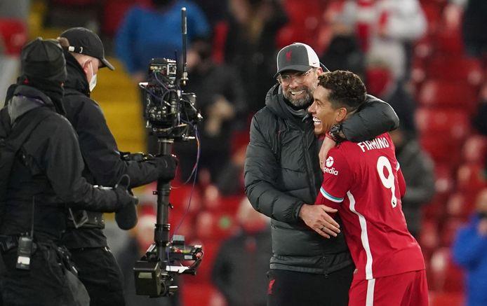 Grâce à Roberto Firmino, Liverpool s'isole en tête de Premier League.