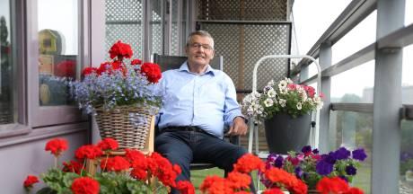 Peter en Conny wonen in serviceflat en hebben geen tuin meer, maar 'groene vingers raak je nooit kwijt'