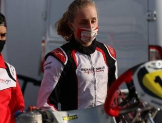 Straf: F1-team van Ferrari legt vrouwelijk Belgisch racetalent Maya Weug (16) vast