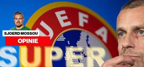 De UEFA heeft kilo's boter op het hoofd