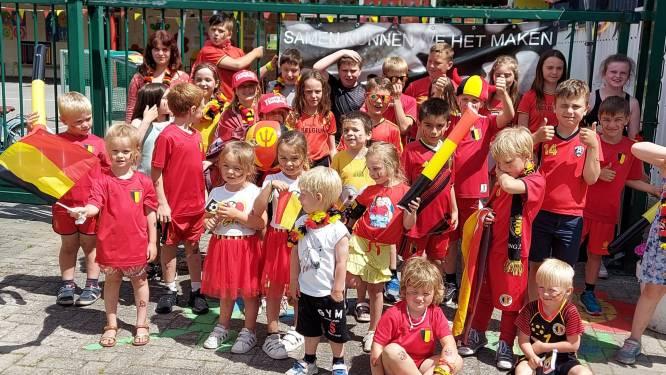 Herzeelse scholen en kinderdagverblijf Lilou kleuren rood-geel-zwart