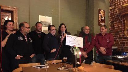 KWB Toneel De Linde Kids schenkt 1.000 euro aan Bednet