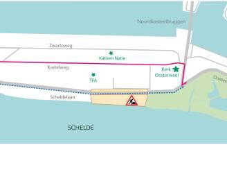 Stuk Scheldelaan zes jaar afgesloten voor alle verkeer: 20 minuten extra reistijd in spits