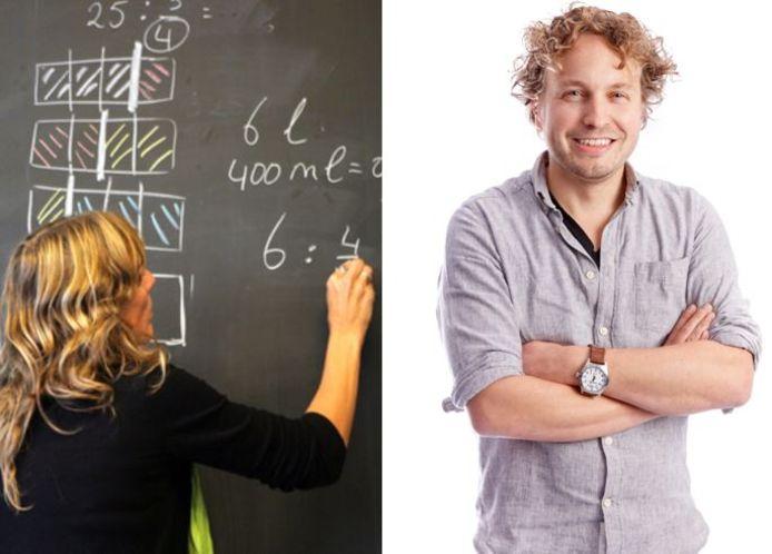 West-Brabantse scholen willen Vlaamse juffen en meesters voor het bord; columnist Niels Herijgens ziet er wel wat in.
