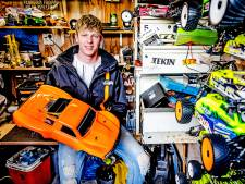 Wesley (22) coacht Leontien van Moorsel in tv-show Car Wars: 'Zelfs na uren oefenen, bakte ze er niets van'