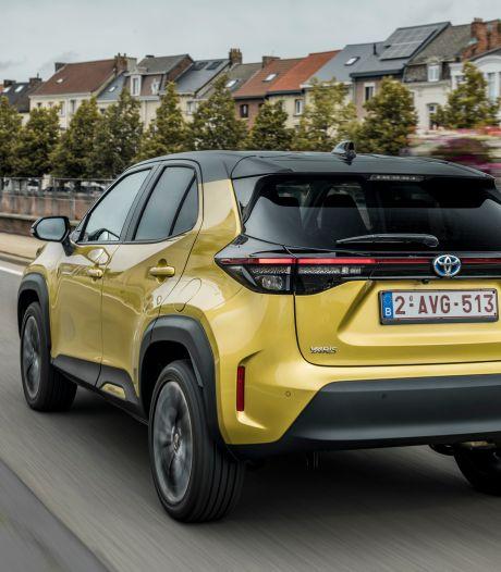 Toyota Yaris Cross overtuigt als compacte gezins-SUV