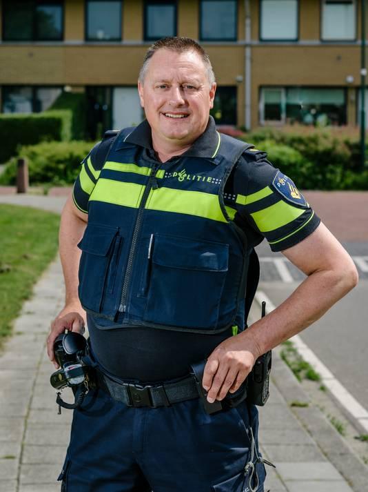 Coördinator woninginbraken Sybren van der Velden.