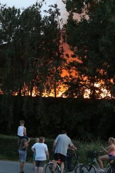 Weer flinke brand bij Renewi