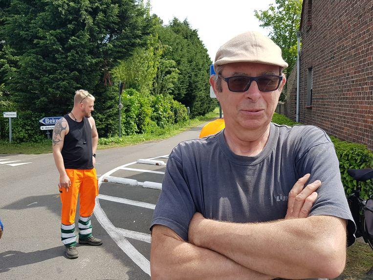 Molenaar Bart Engelen (61) reanimeerde het slachtoffer.