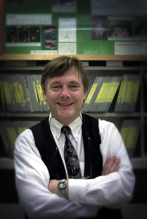 Viroloog Ab Osterhaus in 2000.