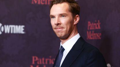 Hij was al Sherlock Holmes en Dr Strange, maar nu wordt Benedict Cumberbatch ook spion