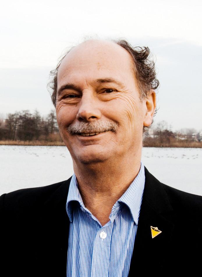 Henry ten Zijthoff (PvdA/GroenLinks) is kandidaats-wethouder voor wonen en zorg.