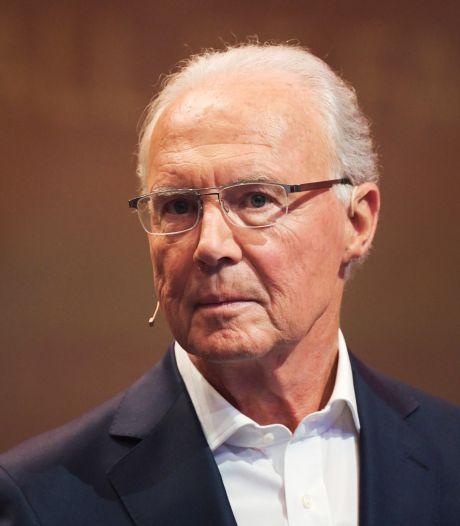 Beckenbauer gaat vrijuit bij fraudezaak WK 2006