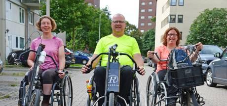 Organisatie Rolstoelvierdaagse in Delden kijkt vooruit na online editie: 'Meer mensen vierdaagsevirus geven'