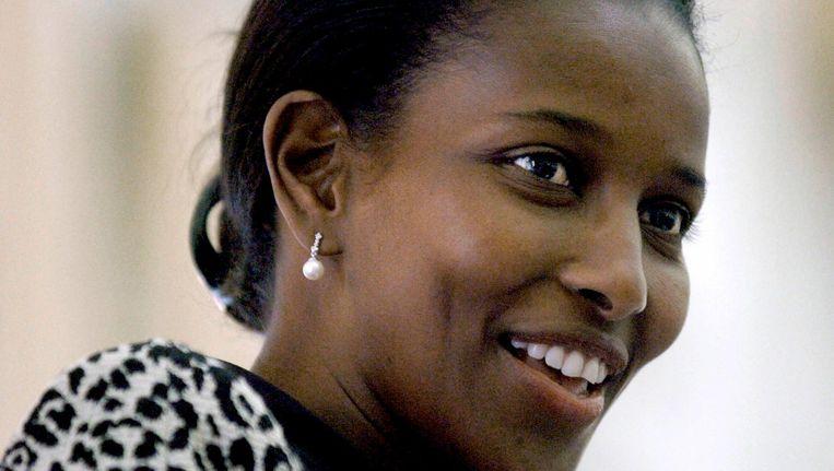 Ayaan Hirsi Ali in 2008. Beeld wfa