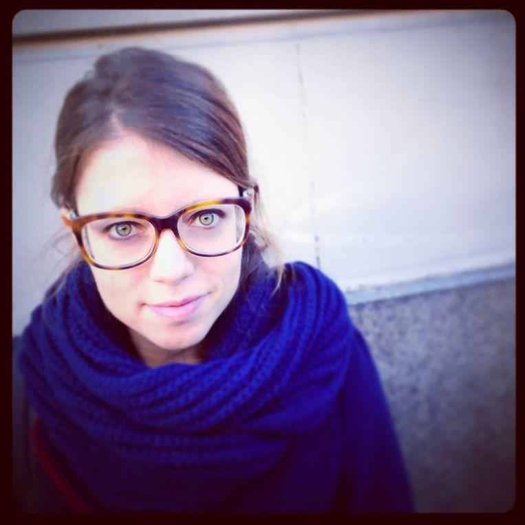 Sara Vandekerckhove. Beeld rv