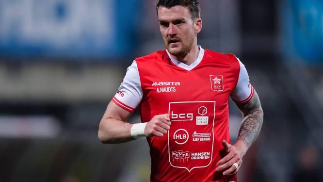 """Arne Naudts (27) krijgt geen contractverlenging bij MVV en Lommel: """"Nochtans was ik bepalend in een moeilijk seizoen"""""""