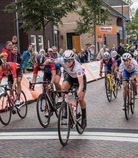 Toeschouwers alleen met corona-app welkom bij start en finish Ladies Tour in Gennep