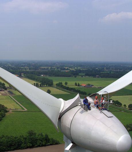 Wethouder Logister: 'Nog voldoende draagvlak voor drie windmolens Rietvelden'