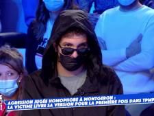 """Yanis, victime d'une terrible agression homophobe en France: """"Je n'arrive pas à m'en remettre, ma vie est finie"""""""