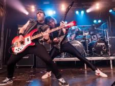 Muziek van Rammstein dreunt op Randrock 2020, in hartje Vriezenveen