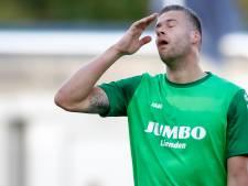 FC Lienden met tien man onderuit tegen Spakenburg